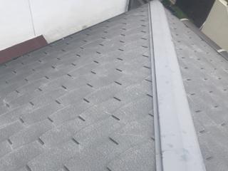 アスベスト含有屋根